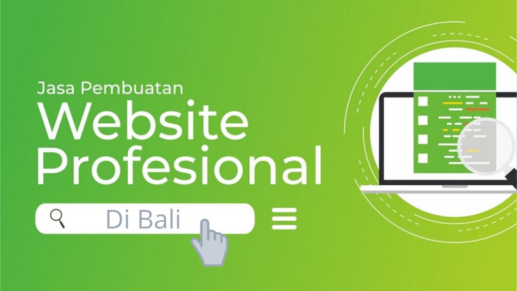 Jasa Pembuatan Website Profesional Bali