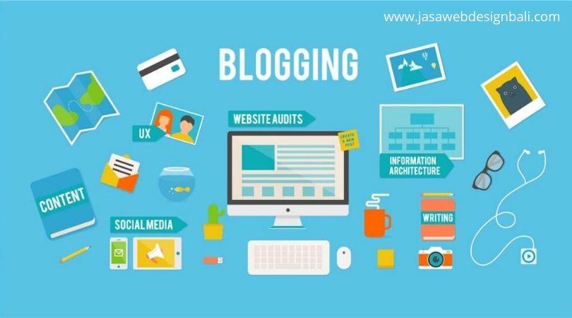 Jasa Pembuatan Blog Di Bali