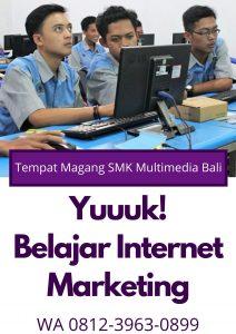 Tempat PKL SMK Multimedia Di Bali